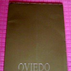 Libros de segunda mano: OVIEDO 1996, MUESTRA CAMBIOS DEL PLAN DE PEATONALIZACIÓN 1992 ZONA MONUMENTAL . Lote 41621490