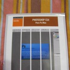 Libros de segunda mano: PHOTOSHOP CS4 +CD. Lote 41621895