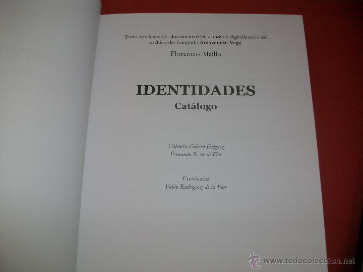 Libros de segunda mano: IDENTIDADES: UN ARCHIVO FOTOGRÁFICO DE LA SIERRA DE FRANCIA A LA ALTURA DE LOS AÑOS 60 - Foto 3 - 41736928