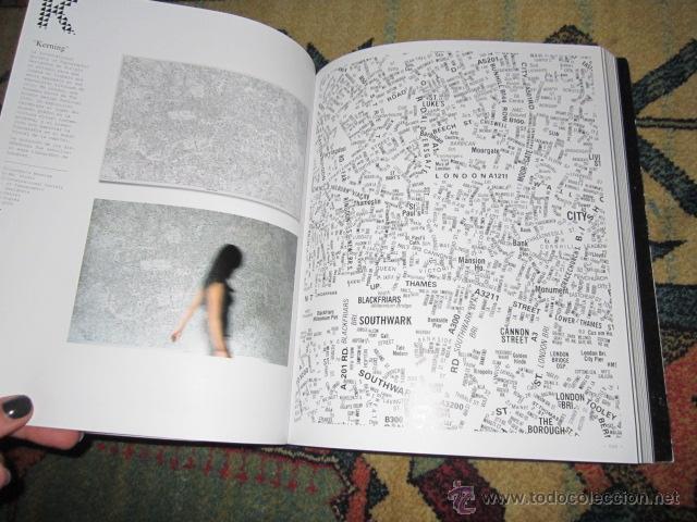 Libros de segunda mano: LOCOS POR LA TIPO. Nuevas tendencias en TIPOGRAFÍA DE LA A A LA Z. INDEX BOOK, SL 2007 - Foto 5 - 42355251