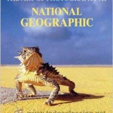 Libros de segunda mano: THE ART OF PHOTOGRAPHY AT NATIONAL GEOGRAPHIC. Lote 42371982
