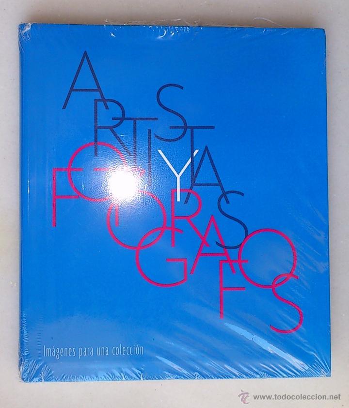ARTISTAS Y FOTÓGRAFOS: IMÁGENES PARA UNA COLECCIÓN. MUSEO DE ARTE CONTEMPORÁNEO DE MADRID, 2008 (Libros de Segunda Mano - Bellas artes, ocio y coleccionismo - Diseño y Fotografía)