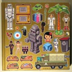 Libros de segunda mano: PIXELWORLD - HONG KONG - SYSTEMS DESIGN - 2003 - ILUSTRACIONES Y ARTE PIXELADOS. Lote 31369829