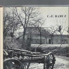 Libros de segunda mano: PAYS DE VAUD, RAMUZ, EDITIONS JEAN MARGUERAT LAUSANNE 1954, ILUSTRADO. Lote 43367605