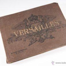 Libros de segunda mano: LIBRO DE FOTOGRAFIAS DE VERSALLES, EDICION A BOURDIER. Lote 43494279
