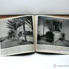 Libros de segunda mano: ANTIGUO LIBRO DE VISTAS FOTOGRÁFICAS DE DISTINTOS LUGARES DEL MUNDO. PORTFOLIO DE FOTOGRAFÍAS. . Lote 43576727