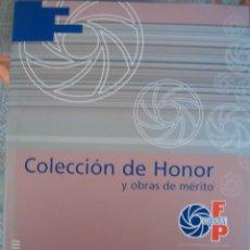 Libros de segunda mano: VV.AA. COLECCIÓN DE HONOR Y OBRAS DE MÉRITO. III. RM65624.. Lote 43627538
