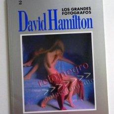 Libros de segunda mano: DAVID HAMILTON LOS GRANDES FOTÓGRAFOS FOTOGRAFÍA ERÓTICA DESNUDOS ARTE LIBRO FOTOS FOTOGRAFÍAS ORBIS. Lote 43956552