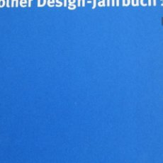 Libros de segunda mano: KOLNER DESIGN-JANRBUCH 1994. Lote 44088843