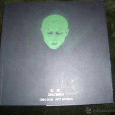 Libros de segunda mano: LIBRO, CATALOGO DE FOTOGRAFÍAS DEL ARTISTA CHINO ZHU MING-1994-2006.LT2. Lote 44982358