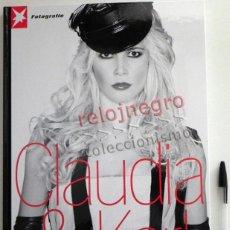 Libros de segunda mano: CLAUDIA & KARL - LIBRO FOTOS DE CLAUDIA SCHIFFER FOTOGRAFÍA MODA EROTISMO MODELO TOP MODEL LAGERFELD. Lote 45004949