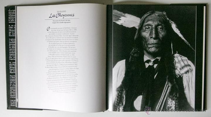 Libros de segunda mano: PORTRAITS LES INDIENS DAMERIQUE RETRATOS INDIOS DE AMERICA ED. NATHAN - Foto 2 - 45084557