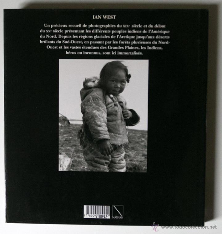 Libros de segunda mano: PORTRAITS LES INDIENS DAMERIQUE RETRATOS INDIOS DE AMERICA ED. NATHAN - Foto 7 - 45084557