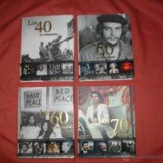 Libros de segunda mano: LOS AÑOS 40, 50, 60 Y 70 EN FOTOGRAFÍAS - JAMES LESCOTT. Lote 45536498