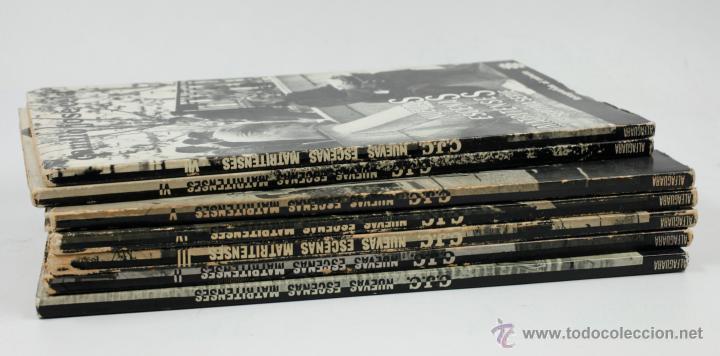 Libros de segunda mano: Nuevas escenas matritenses, fotos: Palazuelo, texto: Cela. Los 7 vol. colección completa 1965-66. - Foto 2 - 45607698