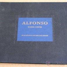 Libros de segunda mano: ALFONSO (1902-1990). ACADÉMICO DE BELLAS ARTES. MADRID, CENTRO CULTURAL CONDE DUQUE, 1990.. Lote 45630282