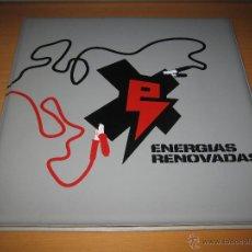 Libros de segunda mano: ENERGÍAS RENOVADAS. EXPOSICIÓN DE DISEÑO GRÁFICO. (PUBLICIDAD. ILUSTRACIÓN)). Lote 46000600