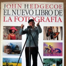 Libros de segunda mano: LIBRO DE FOTOGRAFIA POR JOHN HEDGECOE. Lote 46104802