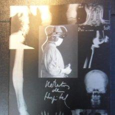 Libros de segunda mano: RETRATOS DE HOSPITAL. CAFE ESPAÑOL, AYUNTAMIENTO DE OVIEDO. DEL 7 AL 30 DE ENERO DE 1998. LIBRO EN R. Lote 46404481