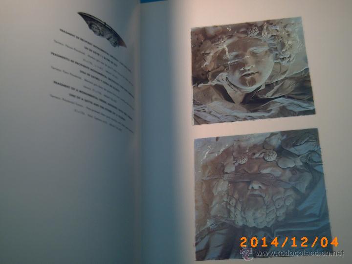 Libros de segunda mano: TÀRRACO OBJECTE I IMATGE-ONZE FOTÒGRAFS AL MUSEU NACIONAL ARQUEOLÒGIC DE TARRAGONA- - Foto 4 - 46623678