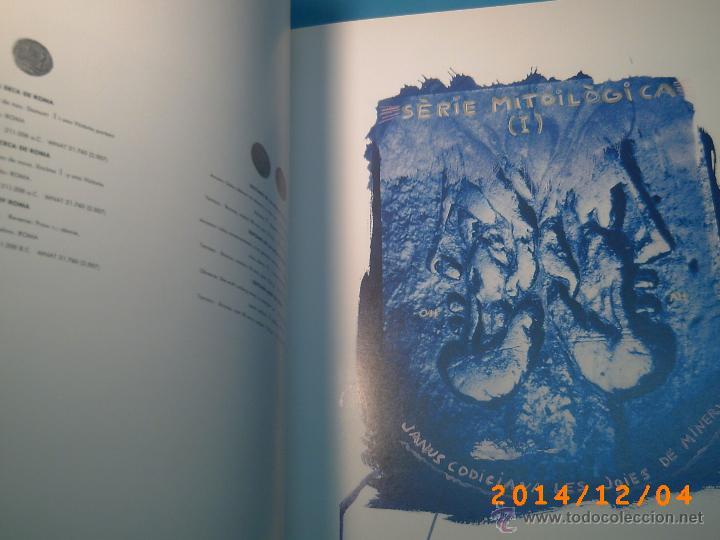 Libros de segunda mano: TÀRRACO OBJECTE I IMATGE-ONZE FOTÒGRAFS AL MUSEU NACIONAL ARQUEOLÒGIC DE TARRAGONA- - Foto 5 - 46623678