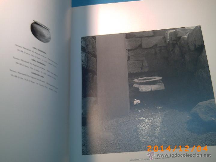 Libros de segunda mano: TÀRRACO OBJECTE I IMATGE-ONZE FOTÒGRAFS AL MUSEU NACIONAL ARQUEOLÒGIC DE TARRAGONA- - Foto 7 - 46623678