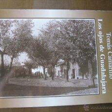 Livres d'occasion: TOMÁS CAMARILLO. LOS OJOS DE GUADALAJARA. FASCÍCULO Nº 14. EDICIONES GUADALAJARA 2000. AÑO. 2001.. Lote 118575567