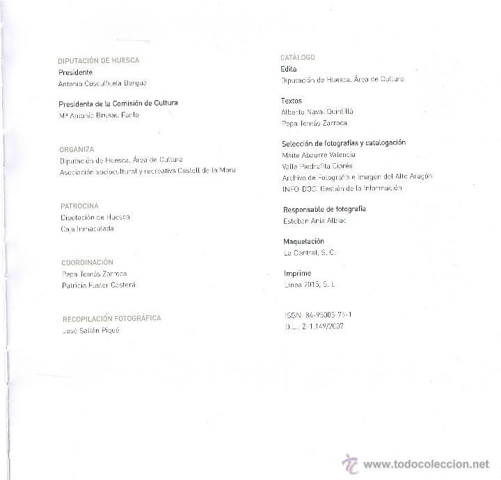 Libros de segunda mano: PERALTA DE LA SAL - CIEN AÑOS - CIEN IMAGENES - 2007 - FOTOS ADICIONALES - Foto 3 - 46879274