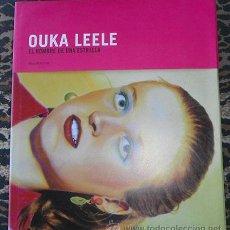 Libros de segunda mano: OUKA LEELE - EL NOMBRE DE UNA ESTRELLA TAPA DURA PRIMERA EDICION 2006 MOVIDA MADRILEÑA 80S. Lote 47151501