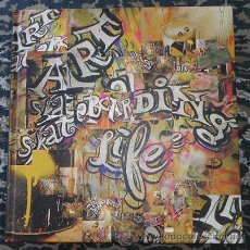 Libros de segunda mano: ART, SKATEBOARDING & LIFE ANDY HOWELL SKATE CULTURE INCLUYE 2 DVDS 2º EDICION GINGKO PRESS. Lote 47152608