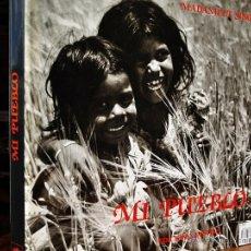 Libros de segunda mano: MADANJEET SINGH - MI PUEBLO (THIS MY PEOPLE) - FOTOGRAFÍAS - PRÓLOGO DE JAWAHARLAL NEHRU - DESTINO. Lote 48054250