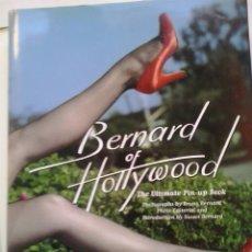 Libros de segunda mano: LIBRO DE FOTOGRAFIAS DE PIN UPS-BERNARD OF HOLLYWOOD-THE ULTIMATE PIN-UP BOOK. Lote 48160418