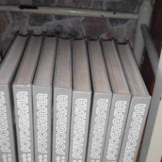 Libros de segunda mano: ENCICLOPEDIA DE LA FOTOGRAFIA - PLANETA - 8 TOMOS. Lote 48607399