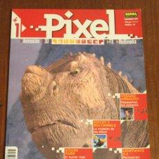 Libros de segunda mano: PIXEL Nº1 DISEÑO, ANIMACIÓN, INFOGRAFÍA.. Lote 48820298
