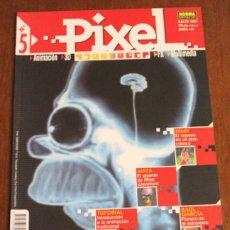 Libros de segunda mano: PIXEL Nº5 DISEÑO, ANIMACIÓN, INFOGRAFÍA.. Lote 48820383