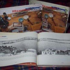 Libros de segunda mano: MEMORIA GRÁFICA DE MALLORCA.3 TOMOS( COL.COMPLETA).ANDREU MUNTANER.TODO UNA PIEZA DE COLECCIONISTA.. Lote 58139722