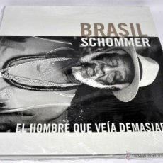 Libros de segunda mano: EL HOMBRE QUE VEIA DEMASIADO..BRASIL,FOTOGRAFIADO POR SCHOMMER..PERFECTO ESTADO..NUEVO..GRAN CALIDAD. Lote 48963775