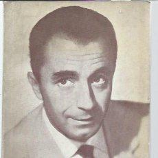 Libros de segunda mano: MICHELANGELO ANTONIONI, CARLOS FERNÁNDEZ CUENCA, FILMOTECA NACIONAL DE ESPAÑA MADRID 1963. Lote 49005718