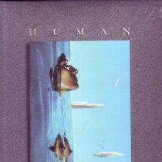 Libros de segunda mano: HUMAN. FOTOGRAFÍA. JORGE RUEDA. LUNWERG EDITORES, BARCELONA, 2007.. Lote 49143947