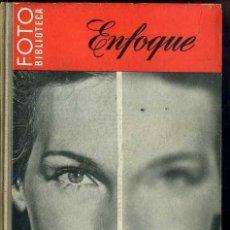 Libros de segunda mano: ENFOQUE - FOTO BIBLIOTECA OMEGA. Lote 49464366