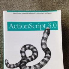 Libros de segunda mano: ACTIONSCRIPT 3.0. COLIN MOOCK. ANAYA MULTIMEDIA. 2007. Lote 49476605
