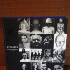 Libros de segunda mano: RETRATOS FOTOGRAFIA ESPAÑOLA 1848-1995.--VV.AA.. Lote 49520175