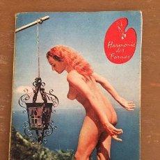 Libros de segunda mano: HARMONIE DES FORMES PHOTOGRAPHIES NOIRES ET COULEURS DE SERGE DE SAZO, Nº 2. Lote 49700742