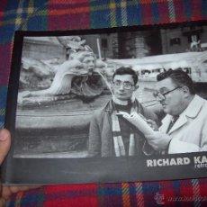 Libros de segunda mano: RICHARD KALVAR.RETROSPECTIVA. 2008.CASAL SOLLERIC.AJUNTAMENT DE PALMA.EJEMPLAR BUSCADÍSIMO. FOTOS.. Lote 50173753