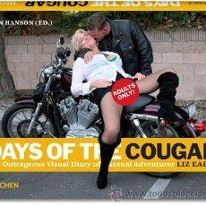 Libros de segunda mano: DAYS OF THE COUGAR, LIZ EARLS. EDITORIAL: TASCHEN BENEDIKT, 2011.. Lote 50933857