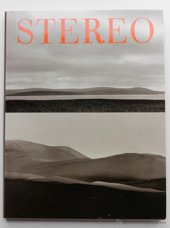 STEREO - 54 FOTOGRAFIAS POR ADRIEN TYLER (VER FOTOS) (Libros de Segunda Mano - Bellas artes, ocio y coleccionismo - Diseño y Fotografía)