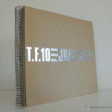 Libros de segunda mano: T.F. 10 POR JUAN GATTI. EDITA TF 1997. EN MUY BUEN ESTADO. VER FOTOGRAFIAS ADJUNTAS. DISEÑO-DESIGN.. Lote 51045227