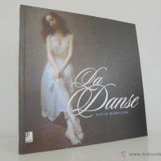 Libros de segunda mano: LA DANSE. DAVID HALMINTON. CONTINE 4 CD. BUEN ESTADO VER FOTOGRAFIAS ADJUNTAS.. Lote 51143228