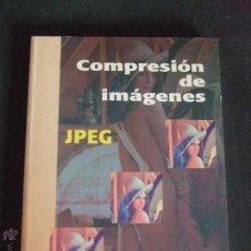 Libros de segunda mano: LIBRO: COMPRESION DE IMÁGENES (NORMA JPEG). Lote 129161231