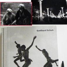 Libros de segunda mano: GOTTHARD SCHUH - LIBRO DE FOTOGRAFÍAS - EXPOSICIÓN FUNDACIÓN MAPFRE - ARTE HISTORIA FOTOS FOTOGRAFÍA. Lote 51979821